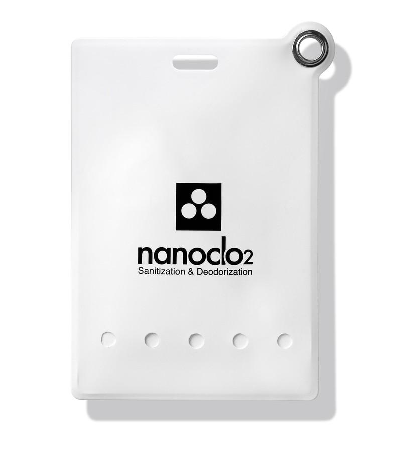 New Nanoclo2 virus blocker