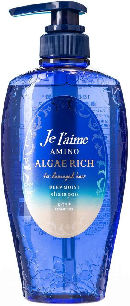 Kosé – Jelaime Amino AlGAE RICH Deep Moist Shampoo